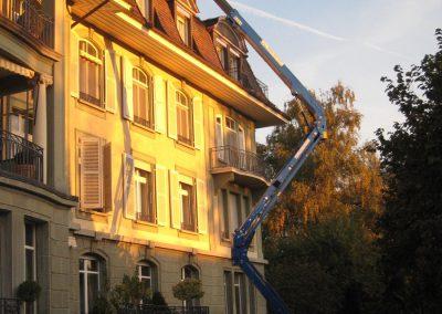 Ferblanterie Entretien Lausanne